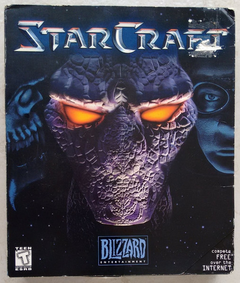 Starcraft Big Box Completo Blizzard