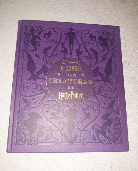 O Livro Das Criaturas Mágicas De Harry Potter