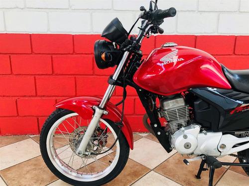 Honda Cg 150 Fan Naked