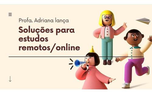 Imagem 1 de 1 de Aulas De Português E De Redação