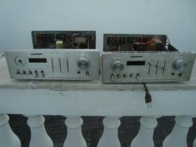 Amplificador Gradiente Model 80 Para Peças, Desmonte, Leia!