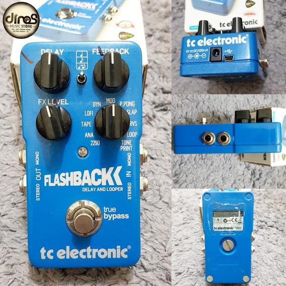 Pedal Flashback Delay Tc Electronic Loja Dino