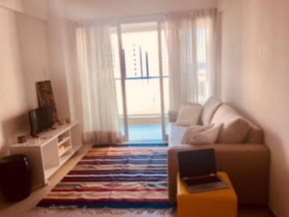 Apartamento Nascente 2 Quartos Sendo 1 Suite Com Vista Mar 62m2 Em Armação - Lit460 - 4497275