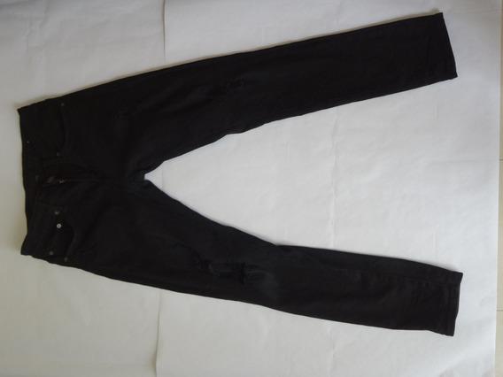 Pantalón Negro American Eagle Hombre