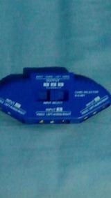 Chaveador Rca Para Av Áudio E Vídeo 3 Entradas X 1 Saída