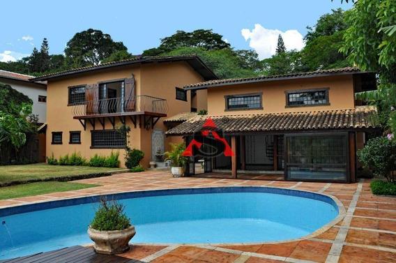 Sobrado Com 3 Dormitórios À Venda, 395 M² Por R$ 1.320.000,00 - Granja Viana - Cotia/sp - So4915