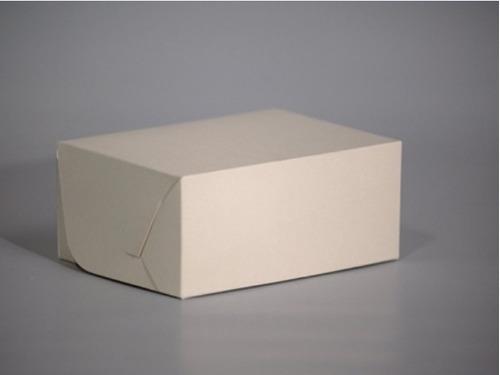 Imagen 1 de 3 de Caja Multiuso Mediana 20x15x9 Cm (x 50 U.) Porciones Individuales Lunch - Bauletto