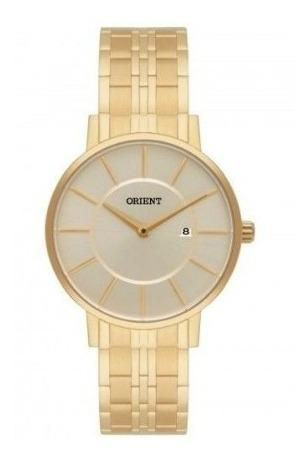 Relógio Orient Feminino Fgss1105 C1kx Dourado