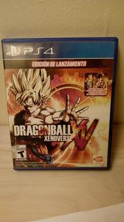 Juego De Ps4: Dragon Ball Xenoverse