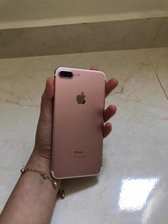 iPhone 7 Plus Rose 32gb Bom Estado De Conservação