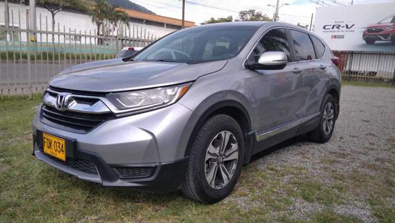 Honda Crv City Plus 2018 En Garantia Toltal