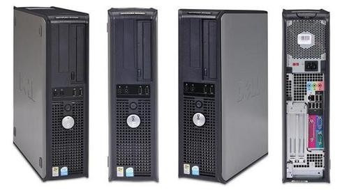 Kit 2 Pcs Dell Optiplex Gx620 Intel Pentium 4 2gb