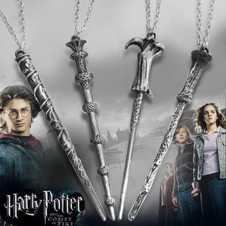 Collar Varitas De Harry Potter
