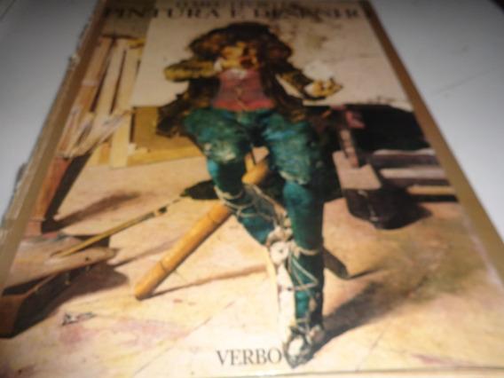 Livro O Meu Livro De Pintura E Desenho Usado Verbo R.100