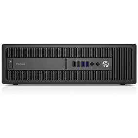 Comp Prodesk 600 G2 Sff I5 6500 8gb 500 Gb W10 Hp