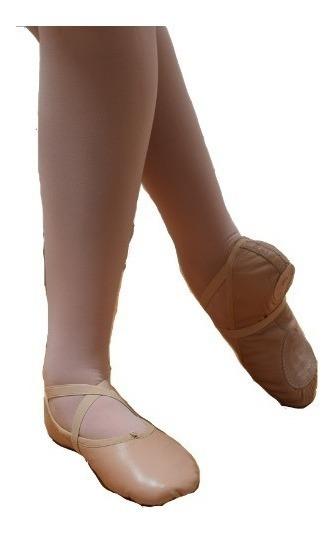 Zapatilla Ballet, Jazz, Gimnasia, Danza. Envío Gratis!!