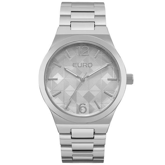 Relógio Euro Eu2036yll/3k Prateado