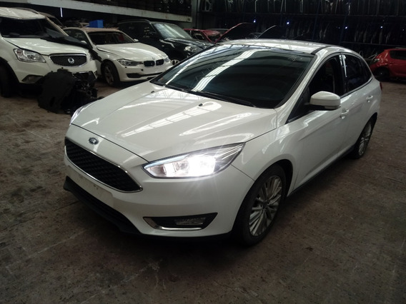 Sucata Ford Focus 2.0 Automatico 2016 178cv