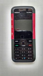Celular Nokia Xpress Música Vermelho Funcionando