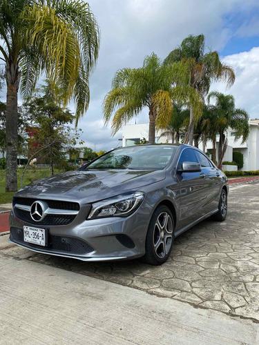Imagen 1 de 12 de Mercedes-benz Clase Cla 2017 1.6 200 Cgi Sport At