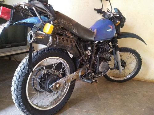 Imagem 1 de 15 de Honda Xl 250 Restauração