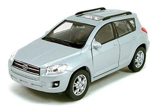 Toyota Rav 4 Escala 1/36 Welly Ploppy 373136