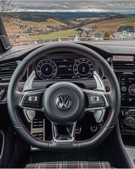 Extensor Paddle Shift Vw Golf Gti Mk7 Tiguan 2019 Jetta Gli