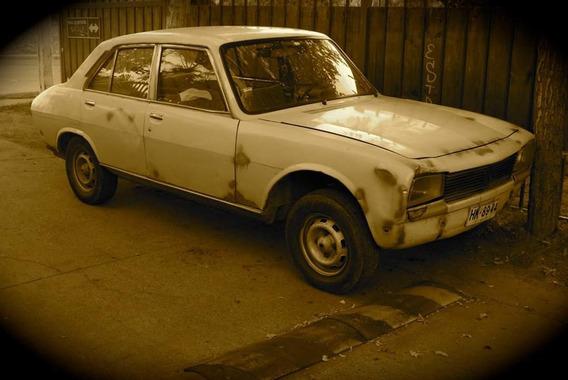 Peugeot 504 Gr 1979. Funcionando (papeles Al Día).