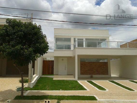 Lindo Sobrado Com 280m2, 4 Dormitórios, 2 Suítes, Churrasqueira E Piscina. 4 Vagas De Garagem. - Ca6776