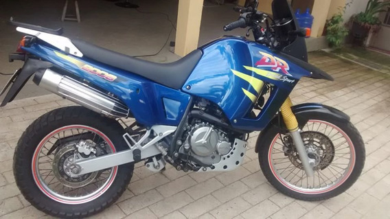 Big Traill Suzuki Dr 800 S