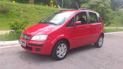 Fiat Idea 2007 Baixa Entrada Financio Com Baixo Score