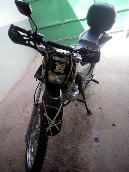 Moto Md Lechuza 200 Cc