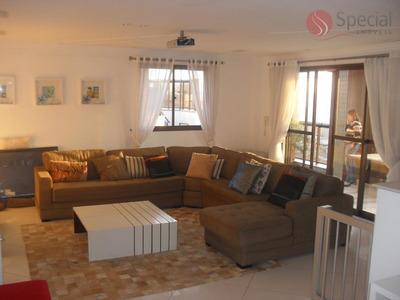 Cobertura Com 4 Dormitórios - Jardim Anália Franco - São Paulo/sp - Co0202