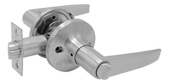 Cerradura Tubular Con Manilla Fortus Modelo 815 Baño
