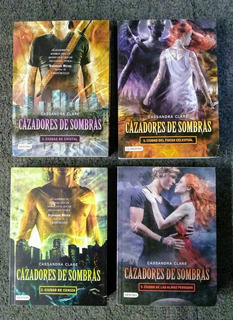 Pack Dos Libros A Elección - Cassandra Clare - Edit. Destino