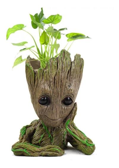 Porta Objetos Baby Groot Guardiões Da Galáxia
