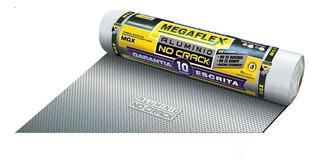 Membrana Asfaltica Megaflex No Crack Nº450 40kg - Rex