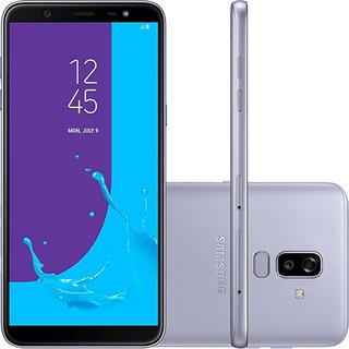 Smartphone Samsung Galaxy J8 64gb Dual Chip Prata