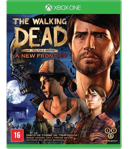 Jogo The Walking Dead The Tell Tale Mídia Física | Vitrine