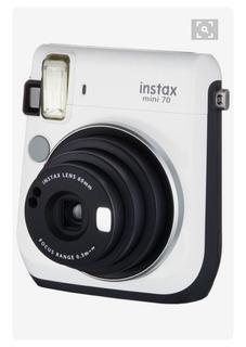 Instax Mini 70 Fujifilm- Cámara Instantánea Modo Selfie