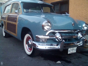 Ford Woody Country 1951