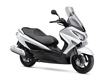 Scooter Suzuki Burgman 200 Abs L8 Maxiscooter