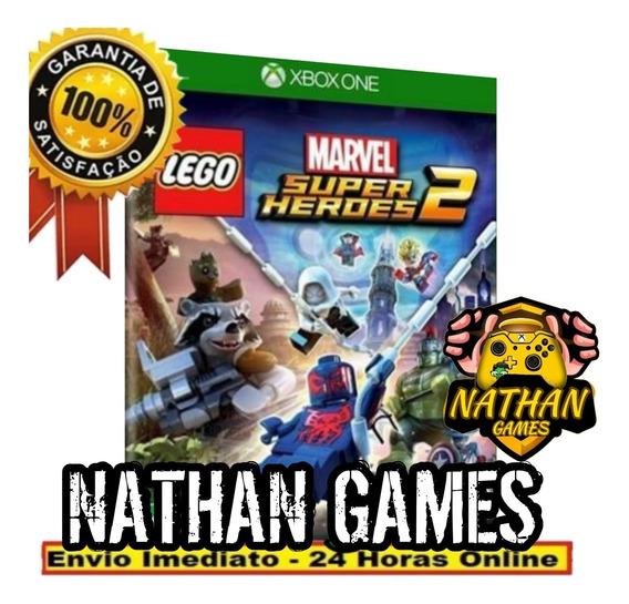 Lego Marvel Super Heroes Digital Xbox One + 1 Jogo Grátis