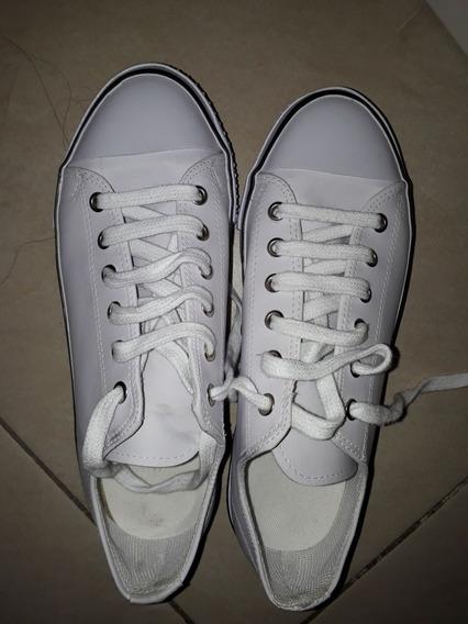 Zapatillas Cuero 37.5