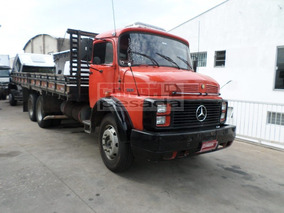Mercedes-benz Mb 1113 6x2 1974 Trucado Carroceria 1114 1513