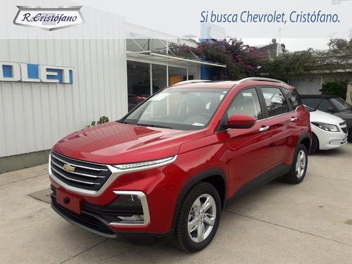 Chevrolet Captiva Lt 2021 0km
