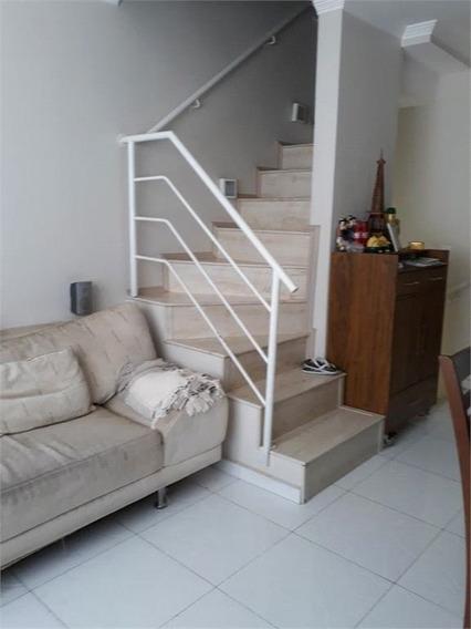 Lindo Sobrado Residencial À Venda, Localizado Em Condomínio Fechado, No Campo Limpo - 273-im358999