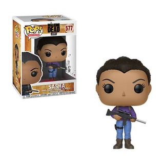 Funko Pop Sasha 577 - The Walking Dead