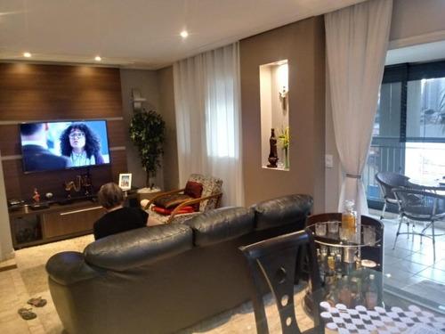 Imagem 1 de 20 de Apartamento Com 3 Dormitórios À Venda, 112 M² Por R$ 950.000,00 - Vila Carrão - São Paulo/sp - Ap3128