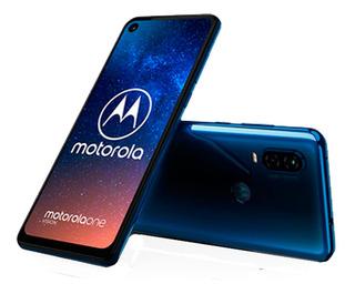 Celular Motorola One Vision Dual 128 Gb Smartphone 907330114